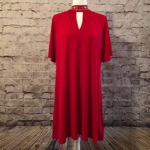 Michael Kors Grommet Dress